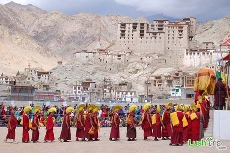 Mountain City Ladakh - Magically Beautiful | Explore The Destinations in India & Across India | Scoop.it
