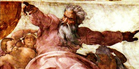 Sumerians Look On In Confusion As God Creates World | The Atheism News Magazine | Scoop.it