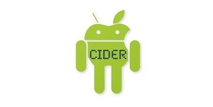 Faire tourner des applications iOS sur Android devient possible grâce à Cider | iels51 | Scoop.it