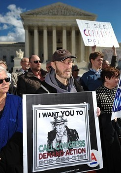 "OpEdNews - Article: ""Yes Justice Kennedy, We The People See The Corruption"" 