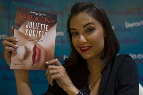 US ex-porn star in Brazil to promote new erotic book - Fox News   Porno   Scoop.it