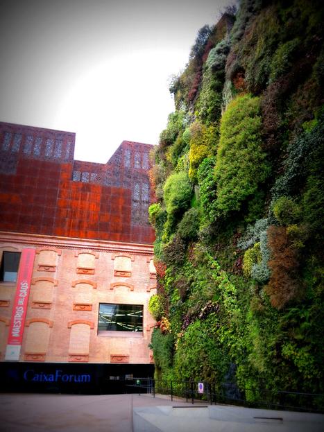 Paisaje Libre: Jardín Vertical de Patrick Blanc en Caixa Forum de ... | Jardines Verticales y azoteas verdes. | Scoop.it