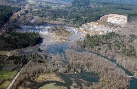 Simulation of the Oso Landslide | US History | Scoop.it