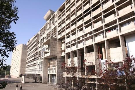 AD Classics: Chandigarh Secretariat / Le Corbusier | The Architecture of the City | Scoop.it