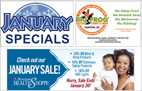 January Special Offers and Discounts   Discover the best Online Deals, Offers & Current Events Online in your Area   Scoop.it