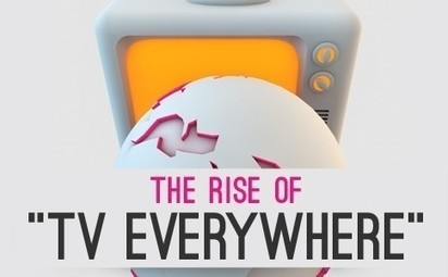 Infographic: The Rise of TV Everywhere | Viaccess-Orca Blog | screen seriality | Scoop.it
