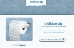 Tweet stampati su carta igienica con Shitter - Informatica Pratica | Artistando qua e là | Scoop.it