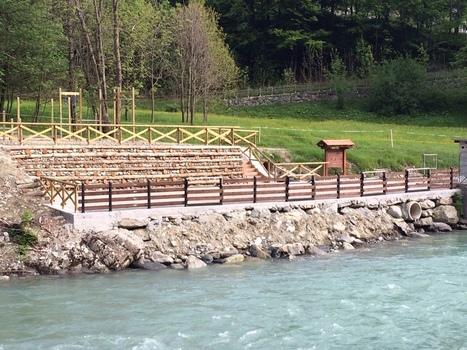 Ala di Stura, si inaugura l'area di pesca attrezzata anche per i turisti disabili. | La Joëlette in Italia - Rassegna stampa | Scoop.it