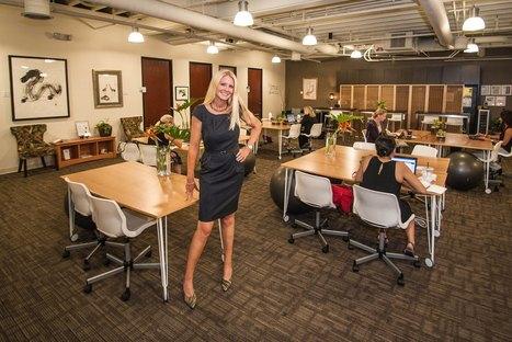 A Firetruck Crushed My Bones, But Not My Entrepreneurial Spirit | Women in Business | Scoop.it