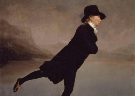 Skate expectations: 30,000 paintings from across Scotland go online   Culture Scotland   Scoop.it