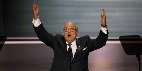 2016 GOP Convention: Angry Old White Men on a Rampage   Breaking World - African News   Scoop.it