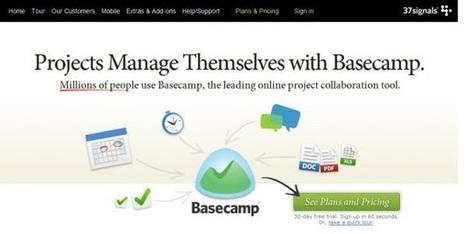 Las 10 mejores herramientas para la gestión de proyectos online   Articulos Administracion de Proyectos   Scoop.it