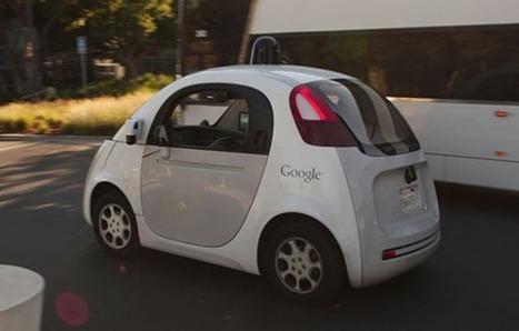 Des voitures sans conducteur mais pas sans loi | L'Atelier : Accelerating Business | Signalisation dynamique & trafic interurbain | Scoop.it