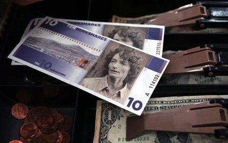A Massachusetts local currency gets international attention   Al Jazeera America   Bank Of Me Vault   Scoop.it