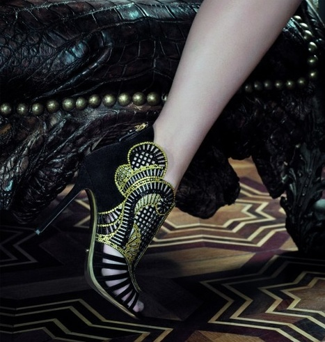 8 AMAZING New Winter 2012/2013 Styles from Sergio Rossi | Women Shoes Addiction | Scoop.it