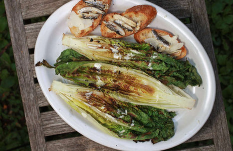 Get grilling for more taste - Philly.com | Recipes | Scoop.it