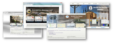 Model ArcGIS Online Organizations | ArcGIS Resources | ArcGIS Geography | Scoop.it