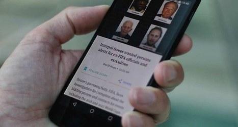 Les médias mobiles cherchent encore leur modèle | DocPresseESJ | Scoop.it