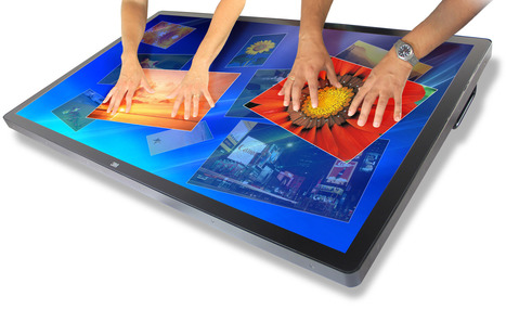 3M introduces Multi-Touch Display screens | Emerging ebusiness trends | Scoop.it