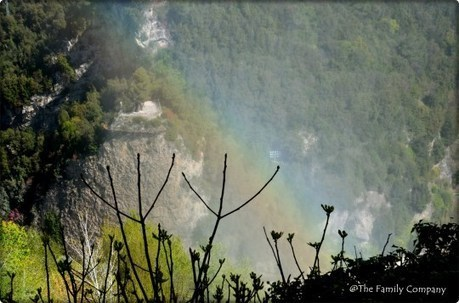 L'arcobaleno delle Cascate delle Marmore | Travelling with kids | Scoop.it