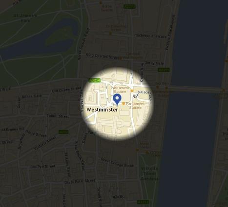 Feature Spotlight | Map UI Patterns | Scoop.it