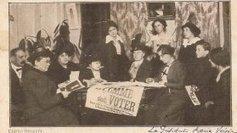 Célébration du 70e anniversaire du droit de vote des femmes - France 3 | stéréotypes sexistes | Scoop.it