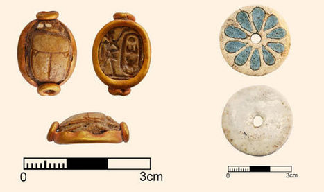 3,200-Year-Old Tomb with Stunning Artifacts Discovered on Cyprus   Archaeo   Scoop.it