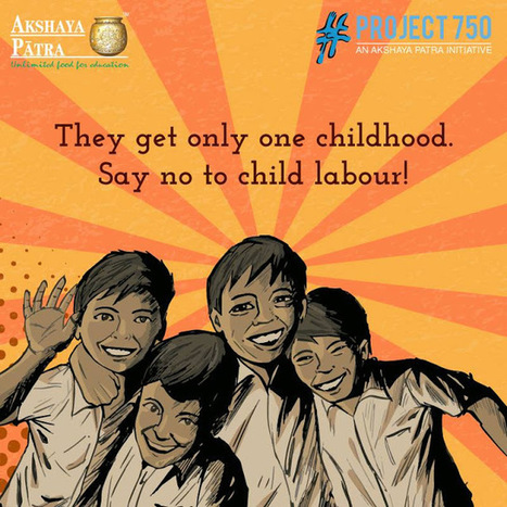 Resolving Global Issues Surrounding Children | Akshaya Patra Foundation kitchens- Beyond just cooking! | Scoop.it