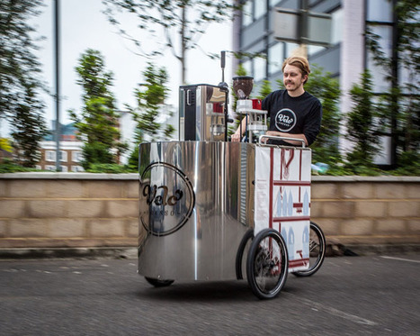 The Velopresso - A Mobile Espresso Bar | More Than Just A Supermarket | Scoop.it