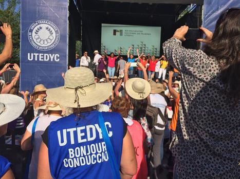 UTEDyC respalda a trabajadoras   Chaco   Scoop.it