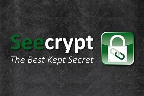 Seecrypt aplicacion de privacidad para tus llamadas y mensajes   noticias de tecnologia   Scoop.it