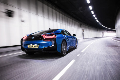 Amazing photo gallery BMW i8 Protonic Blue - BMW BLOG (blog)   Inspirational Photography to DHP   Scoop.it