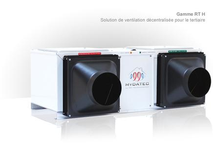 Accueil - MyDatec leader de la VMC double flux thermodynamique | VMC double flux thermodynamique | Scoop.it