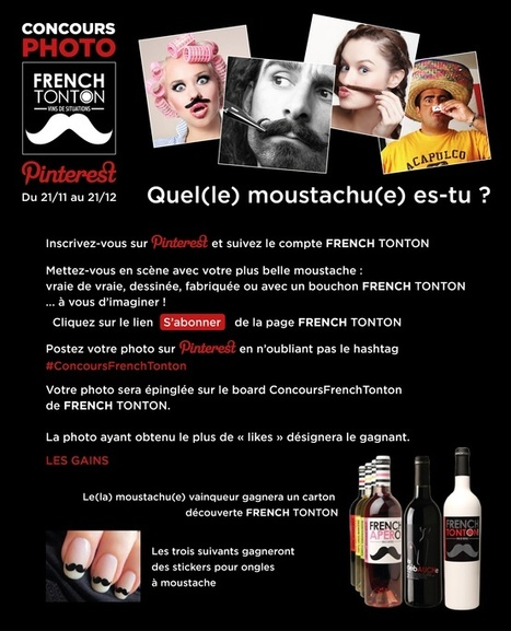 ConcoursFrenchTonton | Marketing et vin | Scoop.it