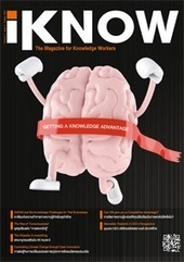 iKNOW - The Magazine for Knowledge Workers - latest issue available for download (free) | Future Knowledge Management | Scoop.it