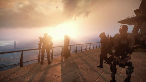 'Destiny' PS4 and Xbox 720 graphics discussed by Bungie - Examiner.com | AvatarGames.Wordpress.com | Scoop.it