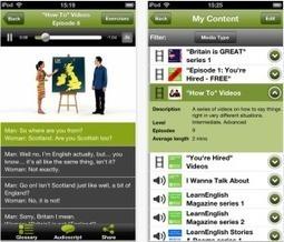 Las tres mejores apps para mejorar su nivel de inglés | El Sol Web ... | Android to learn English | Scoop.it
