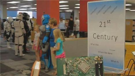 Library 21c adds futuristic user experiences | 21st Century School Libraries are Cool! | Scoop.it