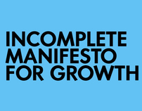 Incomplete Manifesto for Growth | Corporate Rebels United | Scoop.it