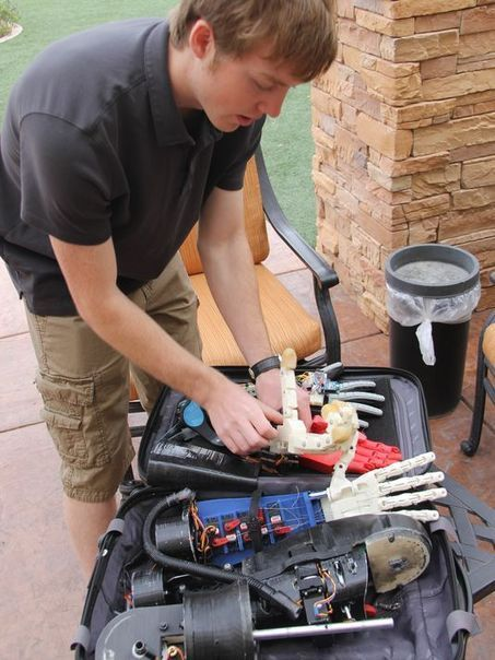 Golf and robotics meet in Mesquite - St. George Daily Spectrum | Assistive Technology | Scoop.it
