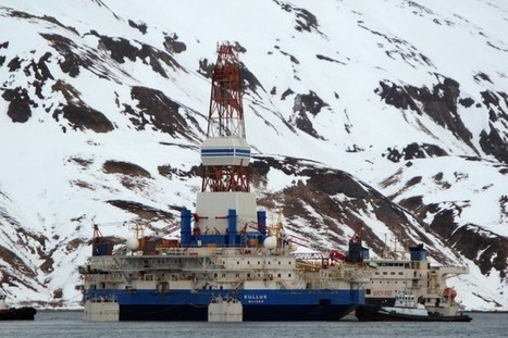 Shell Accused Of Misleading Its Shareholders About The Risks Of Arctic Drilling | Peer2Politics | Scoop.it