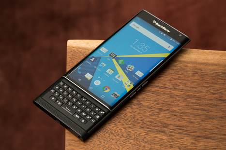 BlackBerry Priv review: can an Android phone save BlackBerry? | Nerd Vittles Daily Dump | Scoop.it