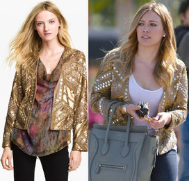 Hot Hilary Duff Street Style 2013 | Fashion and Style | Scoop.it