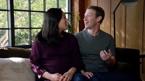 Mark Zuckerberg skänker bort 99 procent av sina aktier i Facebook | IKT i Utbildning | Scoop.it