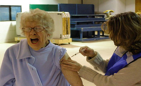 Aumentan las muertes de ancianos por gripe ¿entonces qué eficacia tiene la vacuna? | La R-Evolución de ARMAK | Scoop.it