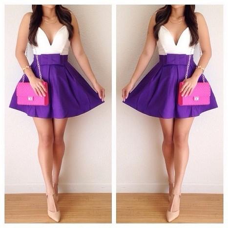 Mini skirts | Womens Max | womensmax | Scoop.it