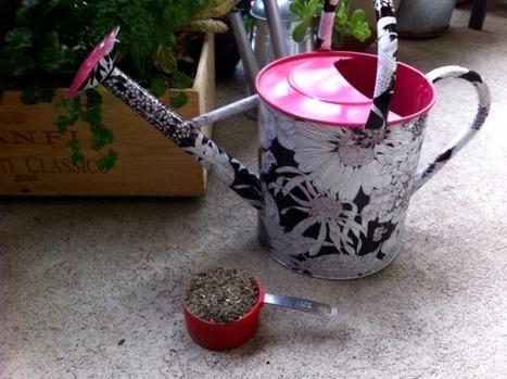 How to Make Your Own Organic Liquid Fertilizer | Annie Haven | Haven Brand | Scoop.it