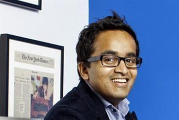 Blinkx Founder Chandratillake Becomes Balderton Capital Partner ... | America Funding Lending | Scoop.it