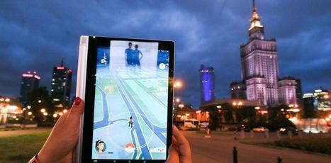 Comment j'ai redécouvert ma ville grâce à PokémonGo | Educommunication | Scoop.it