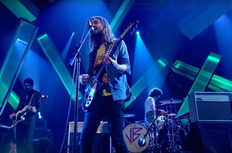 LIVE SESSION: Tame Impala on Jools Holland. | SongsSmiths | Scoop.it